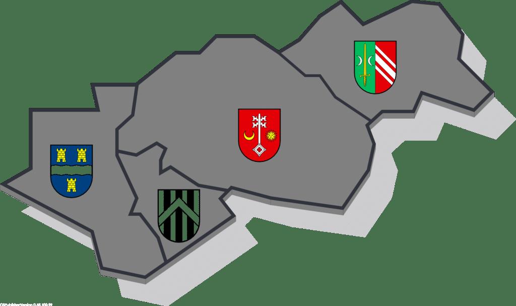 Carte Meyrin-Mandement